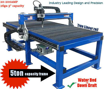 2018 Year Star-lab Cnc Plasma System Routing Capable 4x8 Plus Plasma Cutter Deal
