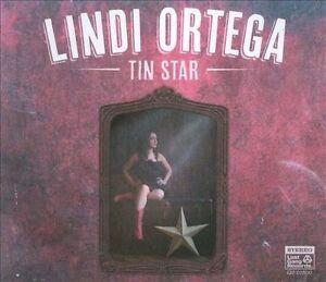 Lindi Ortega - Tin Star (CD, 2013, Last Gang Records)
