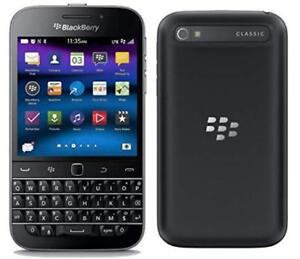 Blackberry CLASSIC (Unlocked) $115   at  KW-PC CELL PHONES SALE SALE SALE-309 Lancaster St West Kitchener OPEN 7 DAYS