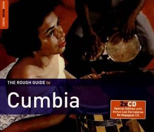 The Rough Guide To Cumbia [Second Edition] [Digipak] by Various (NEW Bonus CD)