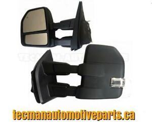 Towing mirrors Trailer tow mirrors for Ford f150 2015 2016 2017