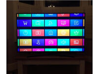 "Samsung 55"" 4K Ultra HD Smart TV"