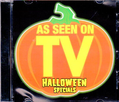 DJ's Choice AS SEEN ON TV HALLOWEEN SPECIALS: MIX OF MUSIC & SCARY SOUND EFFECTS](Halloween Music Mixes)