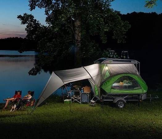 Top 10 Trailer Tents