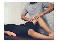 Mobile Male Massage therapist