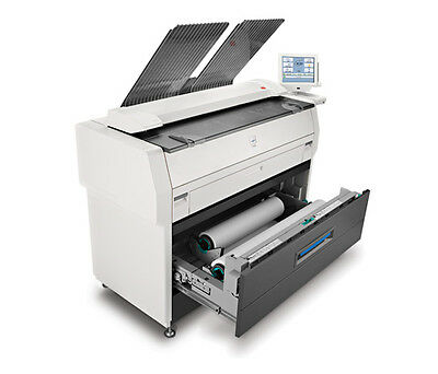 Kip 7100 Engineering Copier Printer Plotter