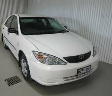 Toyota Camry Altise 2004 East Perth Perth City Area Preview