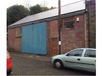 Workshop/Stores/Garage Unit to Rent