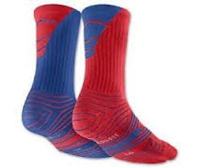 Nike Performance Gepolstert Fußball Socken Stil SX4562-964 SX 12-15 XL 2 Paar (Nike Performance Socken Gepolstert)