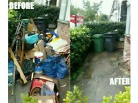 CHEAP*Rubbish removal waste green office household garden metal brick clearance man and van skip