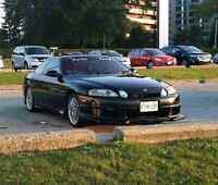 Toyota Soarer/Supra 1JZ-GTE Twin Turbo RHD Extremely Rare Car
