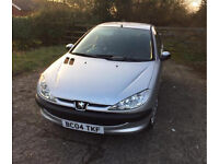 Peugeot 206 1.1 S Great Condition