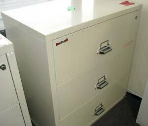 3 Drawer Lateral, Fireproof (U#2)