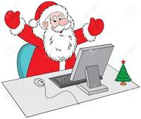 SANTA CLAUS IS COMING TO TOWN - AND REGUS!