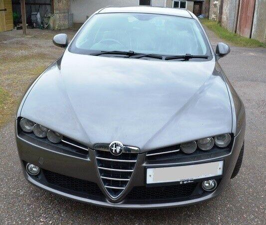 Alfa Romeo 159 Sportwagon 2.4 JTDM Lusso 5dr Estate