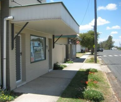 2 SHOPS / DWELLINGS - DUAL use - Offers from $115,000 each Dalby Area Preview