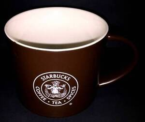The First Starbucks Store Pike Place Market Seattle Brown Mug