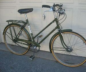 ❤️️❤️️❤️️ Ladies Vintage Raleigh Superbe Bike ❤️️❤️️❤️️