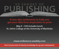 50 Shades of Publishing (Conference)