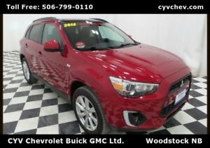2015 Mitsubishi RVR GT Premium - Heated Leather, Sunroof & Rear