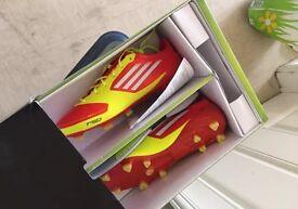 Brand new size 11 adidas f50 adizero trx fg
