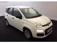 Fiat Panda 1.2 Pop 2013 White Low Mileage 33k FSH Long Mot Low Tax