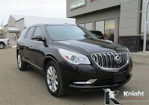 2013 Buick Enclave Premium Heated/Cooled Leather NAV Sunroof