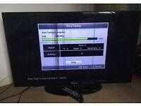 """Samsung UE40D5003 40"""" LED-LCD TV - BROKEN SCREEN"""
