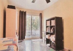 Lasalle: Très grand 4 1/2, 2e étage, Garage possible