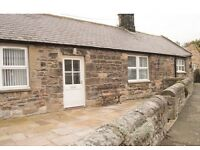 JENNY COTTAGE- in the rural village of of Chatton- Northumberland