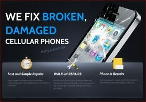 iPhone Screen Damage Repair Fix Glass On Spot Quality Repairs Windsor Region Ontario image 1