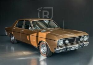 1968 Ford Falcon XT GT Gold Manual Sedan Adelaide CBD Adelaide City Preview