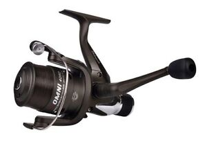 Shakespeare Omni X Fixed Spool Reel RD Line+Spare Spool