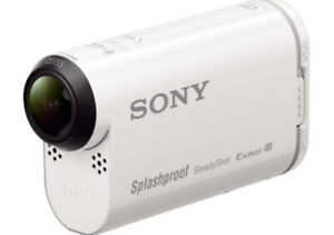 """SONY POV """"GO PRO STYLE"""" ACTION CAMERA BUT SMALLER AND MORE SLEEK"""