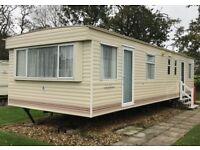35 x 12 Calypso 3 Bedroom Static Caravan reduced to £5995 for sale
