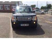 Land Rover Discovery HSE V6 TD Leather Auto 7Seater 58reg 2009 model