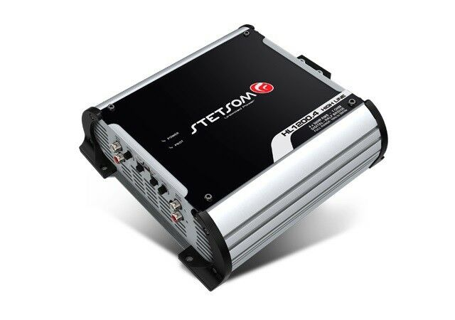 Stetsom High Line Amplifier HL 1200.4 4 Channels 2 Ohms 3 Day Delivery