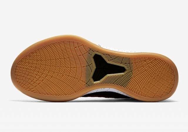 48b8c0575c7e Nike Kobe AD Mid EP Bryant Speckle Gum Black Brown US 11