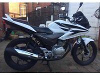 Honda cbf 125 (moped motorbike piaggio