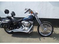 Harley Davidson S/Tail Springer