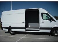 Professional Van and Driver Hire/ Removal Service/Transport/Delivery Man and Van  Clearance