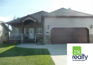 Gorgeous Custom Built Home! - Listed By 2% Realty Inc.