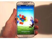 Samsung Galaxy S4 White 16GB Unlocked