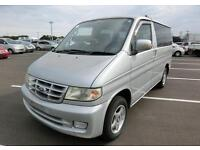 FORD FREDA - MAZDA BONGO AUTOMATIC 8 SEATER CAMPER * ONLY 36000 MILES FROM NEW