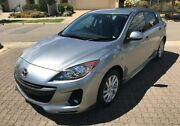 2012 Mazda 3 BL10F2 Maxx Activematic Sport Silver 5 Speed Sports Automatic Hatchback Ingle Farm Salisbury Area Preview