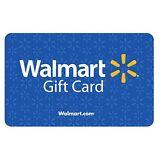 $50 Walmart Gift Card - FAST SHIPPING