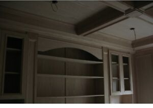 Fireplace Mantle   Carpentry and Woodworking Services in Toronto ...