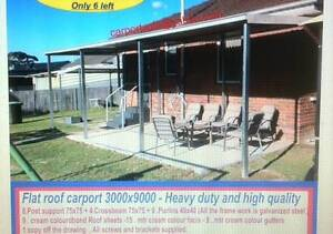 New  carport  3  x  9   $1450  or  3 x  12   $  1900 Ingleburn Campbelltown Area Preview