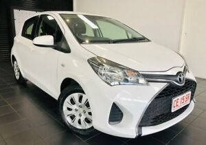 2016 Toyota Yaris NCP130R Ascent White 4 Speed Automatic Hatchback Berrimah Darwin City Preview