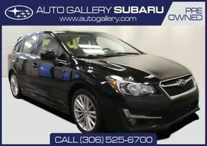 2015 Subaru Impreza SPORT WITH EYESIGHT | ADVANCED SAFTEY | ONLY